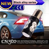 New product led 2014 Black Alloy Auto led lamp 50W 1156 led turning light back-up light