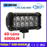 4d lens Phillips 60w 7