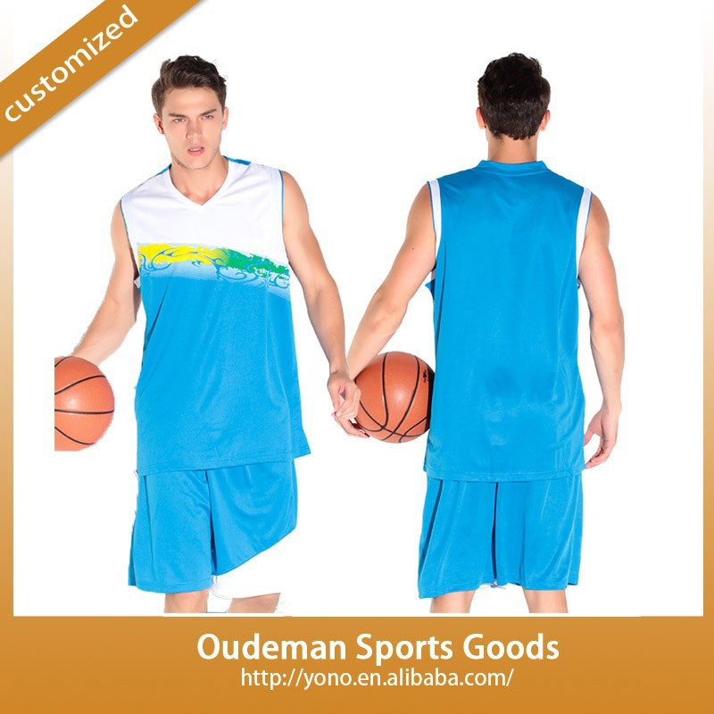 New Mens basketball jersey Sportswear Wholesale Branded Model YN-501 Mens basketball wears