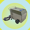 30bar diesel burner mobile steam car washing machine , steamer car wash price for sale