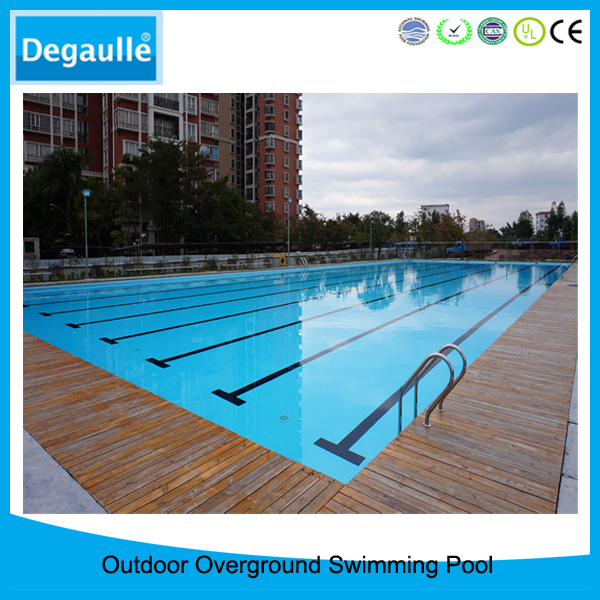 Swimming Pool Factory Outdoor Underground Swimming Pool