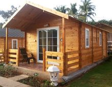 Hot selling canadian prefabricated wood house prefabricated house germany for sale