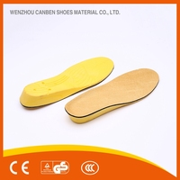 durable pu cooling high heel insole for wholesale