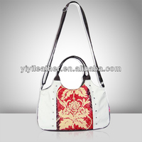 S324 2014 comely handbags bag, nylon designer hand bags,high end women handbags