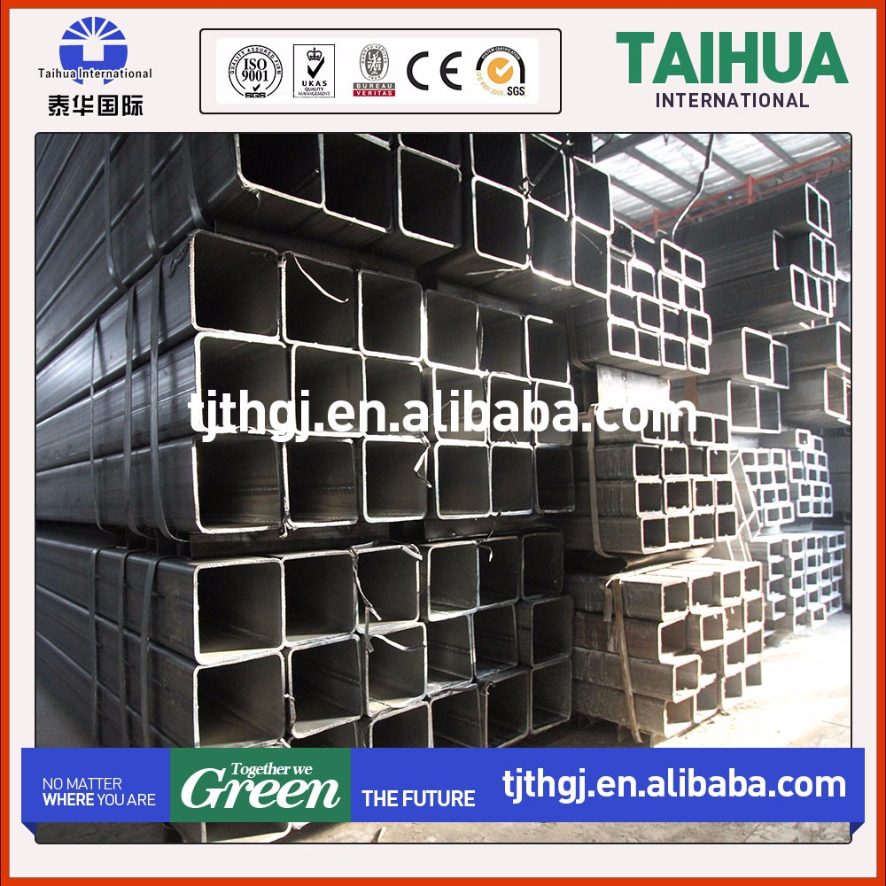 Large Diameter Mild Steel Hollow Section