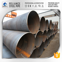 OIL AND GAS WELL CASING PIPE SPIRAL WELDIING