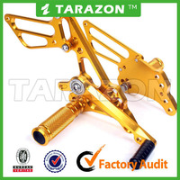 Chinese rearsets for CBR250 for motorcycle made in tarazon