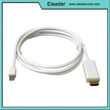 1.8M Mini Display Port DP to HD Adapter Cable for Mac Book