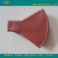 hebei old model big size rubber cover city bike saddle /bike saddle