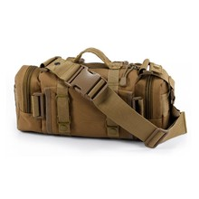 High qaulity canvas army tactical duffle bag large capacity military army duffle bag