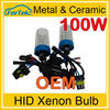 OEM design auto 100 watt hid xenon kit