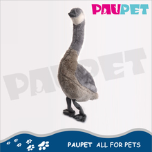 Wholesale cheap fashion feet are non-stuffing plush dog toys with squeakers