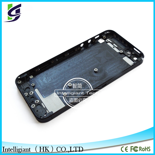 for iPhone5 original back full cover housing China cell phone repair parts wholesale