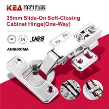 [K13] Soft Closing 105 Degree Kitchen Cabinet Hinges