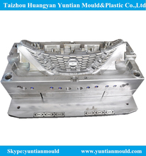 car spare parts mould for plastic injection auto grill mold