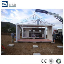 Sandwich Panel Steel Structure Self Contained Container House