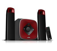 5.1 inch professional active multimedia speaker system