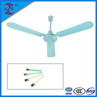 Odm best quality ceiling fan with heater