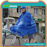 bike rain poncho ,H0T016 disposable raincoat , fashion poncho print rain poncho
