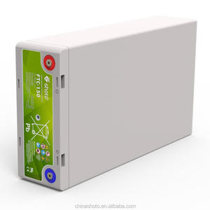 Shoto FTC - 150 VRLA Maintenance - free Sealed Lead Carbon Front Terminal Battery for Telecom / Energy Storage / UPS