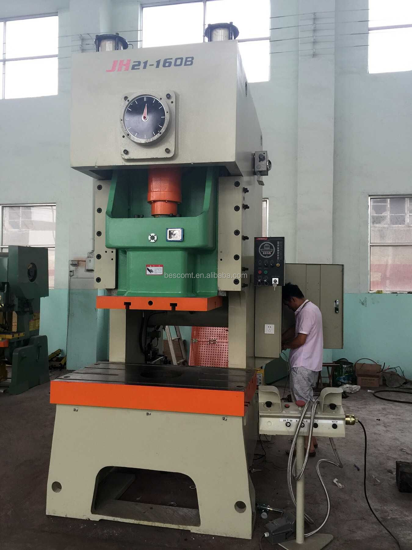 Besco Pneumatic Power Press Machine