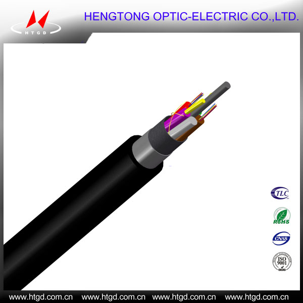 Optic and electrical hybrid cable for access network Optic Fiber Cable(GDTA type)