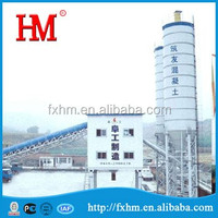 HMBP-ST150 Foam Concrete Mixing And Pumping Machine Batching Plant