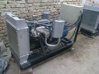 Used 9KVA Kohler Gas Generator for sale .