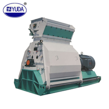 YUDA Multi-purpose animal feed crusher and mixer hammer mill feed grinder online