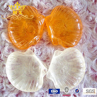 Crystal transparent natural handmade disposable soap wholesale