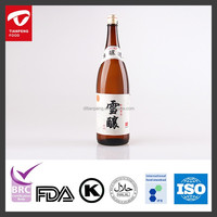 500ml naturally fermented Japanses sake with excellent taste