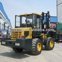 5t forklift/off-road forklift CPCY50 with CE