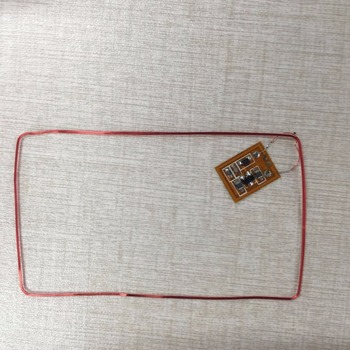 Low Cost 125khz RFID Antenna for Smart Cards or Coin Tag
