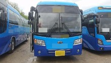 2008Y USED Kia Bus New Granbird Parkway 425hp BUS FOR SALE FROM Korea
