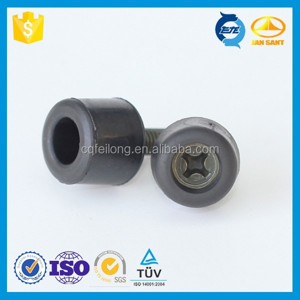 Auto Front Cover Rubber Damper for Shock Absorption