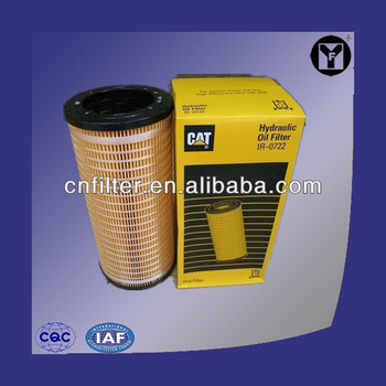 High qulity 1R-0722 hydraulic oil filter element