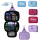 Hanging cosmetic bag waterproof toiletry travel organizer makeup portable wash bag