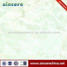 white marble inkjet new model flooring tiles