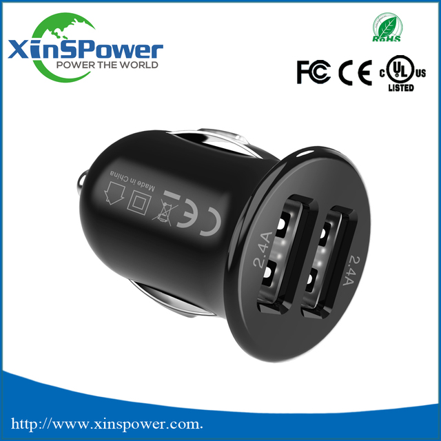 usb aux adapter for toyota Electric Type and Mobile Phone Use usb mobile charger car charger for MI
