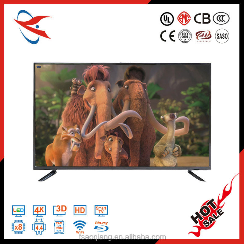 43 inch flat screen lcd TV hotel used plasma tv led wholesale