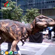 Mechanical Adult Realistic Dinosaur Costume For Park