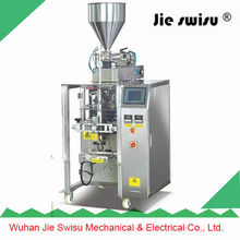 effective skin whitening body lotion packaging machine