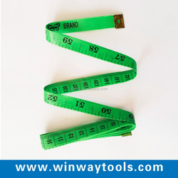 fiber glass measuring Tape/tailoring tape/sewing machine spare parts