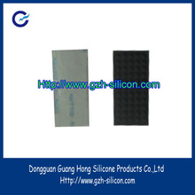 Factory customized high quality 3m adhesive rubber feet
