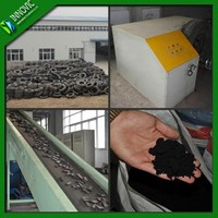 China Supplier Waste Tire Crusher