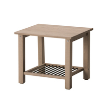 CT-106 Knock Down Structure Solid Wood Side Table