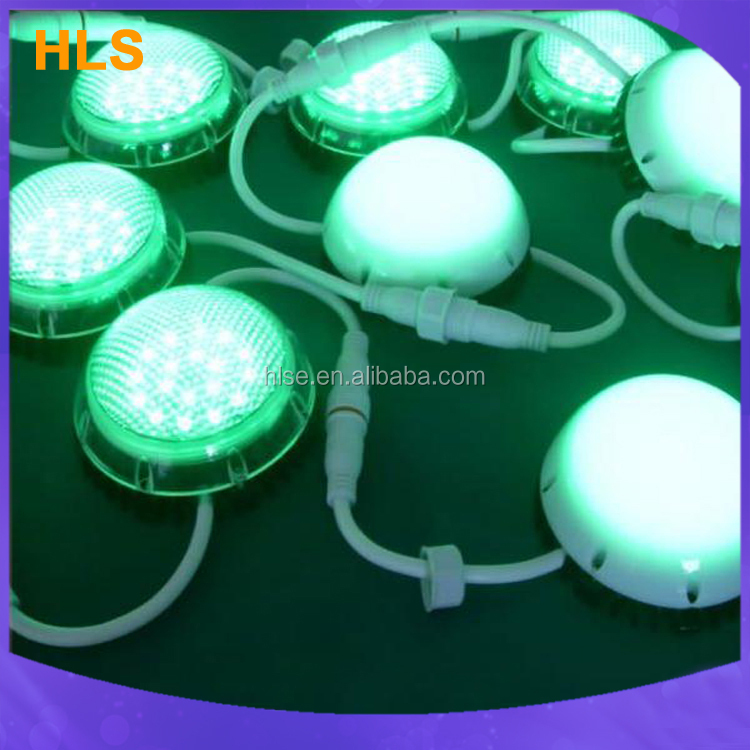 Energy saving SMD 5050 led single pixel dmx light
