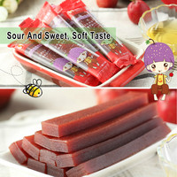 Hot sell soft candy berry jelly