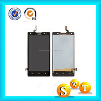 mobile phone spare parts lcd for Huawei Ascend G700 white and black