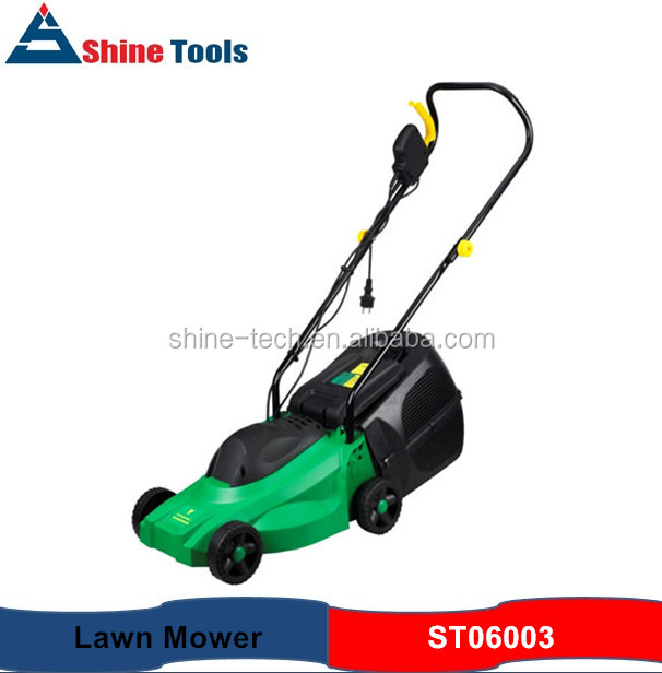 1000W height adjustable handle mower lawn tractors